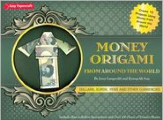 Money Origami from Around the World by Joost Langeveld: Item Cover