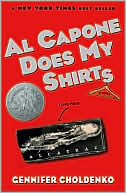 Al Capone Does My Shirts by Gennifer Choldenko: Book Cover