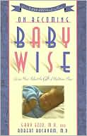 On Becoming Babywise by Gary Ezzo: Book Cover