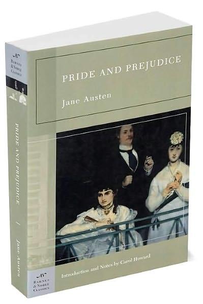 Pride and Prejudice (Barnes & Noble Classics Series)