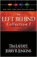 The Left Behind Collection I (Volumes 1-4) by Tim LaHaye: Book Cover