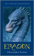 Eragon (Inheritance Cycle #1) by Christopher Paolini: Book Cover