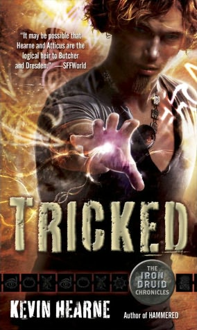 Kevin Hearne Tricked