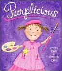 Purplicious by Victoria Kann: Book Cover