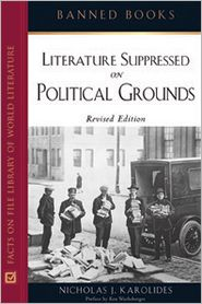 book cover for Literature Suppressed on Political Grounds