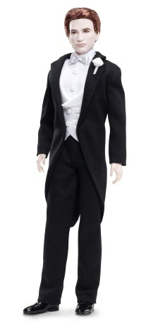 Barbie Collector Twilight Saga Breaking Dawn: Edward Reem Acra Groom Doll