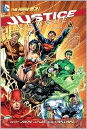 Justice League: Volume 1: Origin (The New 52)