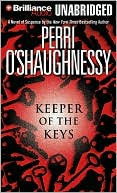Keeper of the Keys by Perri O'Shaughnessy: CD Audiobook Cover