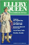 Ellery Queen by Ellery Queen: Book Cover