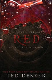 Red by Ted Dekker book cover