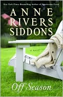 Off Season by Anne Rivers Siddons: Book Cover