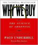 Why We Buy by Paco Underhill: CD Audiobook Cover