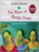 The House on Mango Street by Sandra Cisneros: Audio Book Cover