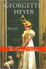 The Grand Sophy by Georgette Heyer: Book Cover