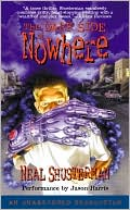 The Dark Side of Nowhere by Neal Shusterman: Audio Book Cover