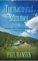 Turnaround Summer by Paul Hansen: Book Cover
