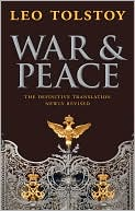 War & Peace by Leo Tolstoy: Book Cover