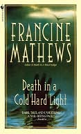 Death in a Cold Hard Light (Merry Folger Series #4) by Francine Mathews: NOOKbook Cover