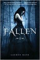 Fallen (Lauren Kate's Fallen Series #1) by Lauren Kate: NOOKbook Cover
