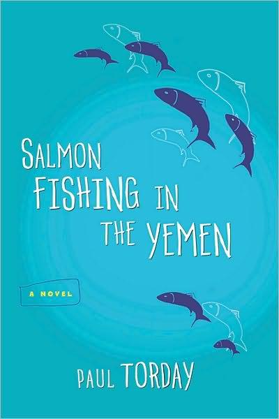 book cover for Salmon Fishing in Yemen