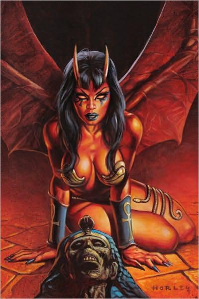 Purgatori, Volume 1: Bloodborn
