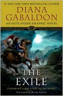 The Exile by Diana Gabaldon: Book Cover
