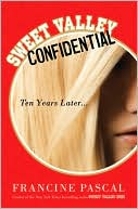 Sweet Valley Confidential by Francine Pascal: Book Cover