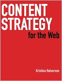 The cover of the book Content Strategy for the Web