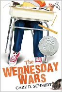The Wednesday Wars by Gary Schmidt: NOOKbook Cover