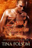 Zane's Redemption (Scanguards Vampires #5) (Vampire Romance / Paranormal Romance)