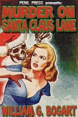 Murder on Santa Claus Lane