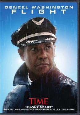 DVD cover for Flight