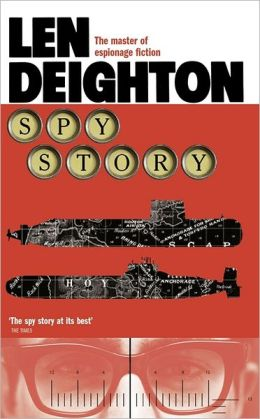 Paperback cover of Spy Story