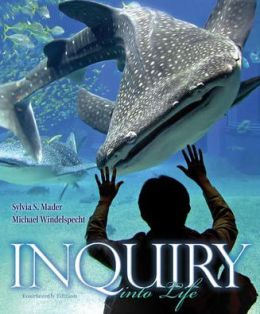 Inquiry Into Life Edition 14 By Sylvia Mader