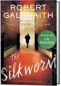 The Silkworm (Cormoran Strike Series #2)