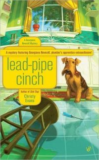Lead-Pipe Cinch (Georgiana Neverall Series #2) by Christy ...