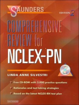 Saunders Nclex Review 6th Edition Pdf