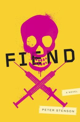 Fiend hardcover image