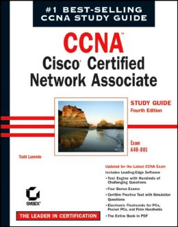 CCNA Cisco Certified Network Associate Study Guide 4th Edition 640801  Edition 4 by Todd