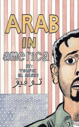 book cover for Arab in America