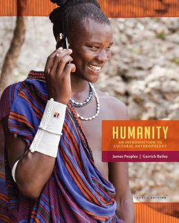 book cover for Humanity