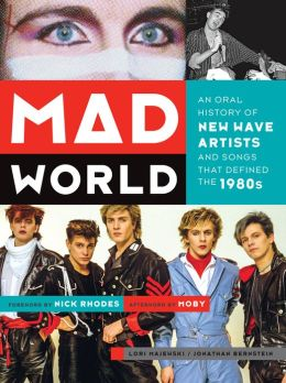 book cover for Mad World