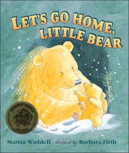 Let's Go Home, Little Bear book cover