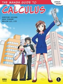 book cover for The Manga Guide to Calculus