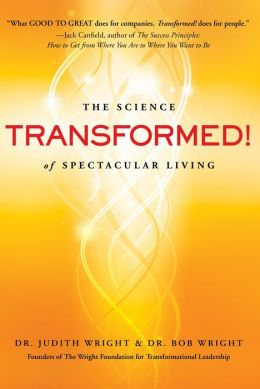 book cover for Transformed!