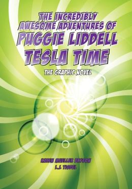 The Incredibly Awesome Adventures of Puggie Liddel, The Graphic Novel