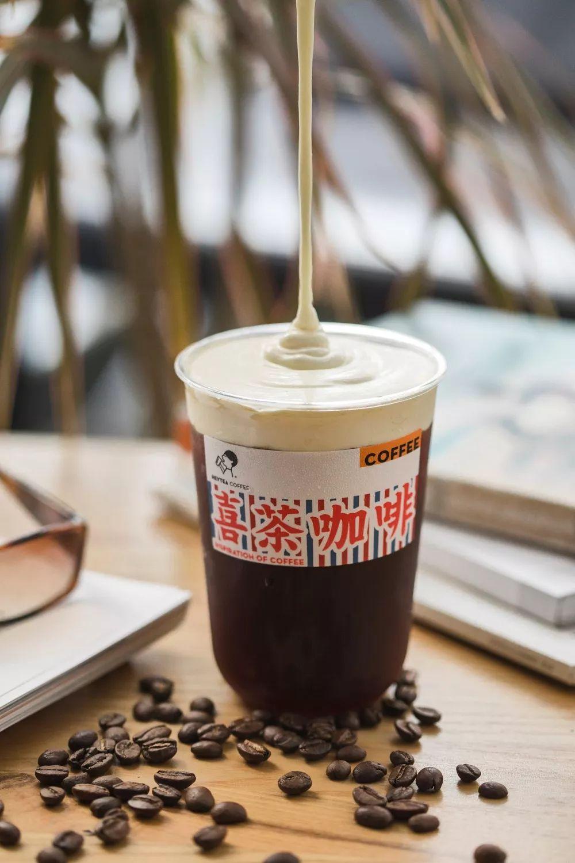 城市發現   喜茶也出咖啡了,北上廣深四家門店首發 界面新聞 · 生活