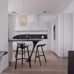 Kitchen Shades Aid Mixers 30款黑白色调时尚厨房设计 让做饭成为一种享受 界面新闻 Jmedia