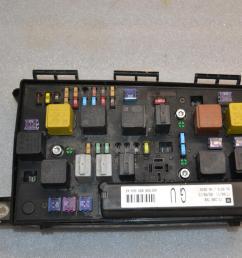 opel zafira b astra h 1 7cdti sicherungkasten 13206748 gu fuse box  [ 1600 x 1067 Pixel ]