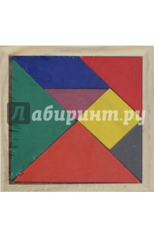 «Танграм» и квадраты Никитина